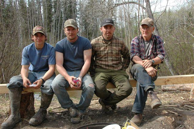 Jesse, Bruce, Thomas, Lawrence